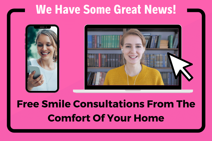 We Now Offer Video Consultations!